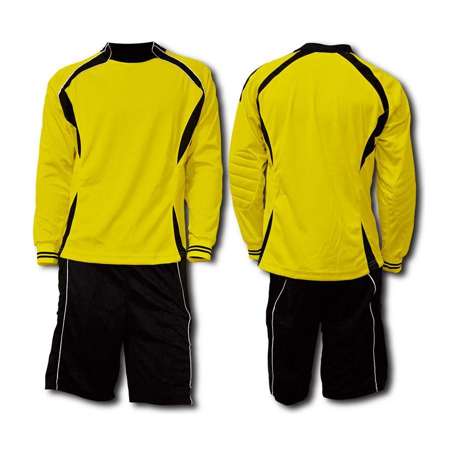Goalkeeper-giallo