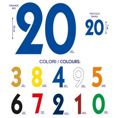 Numeri-in-PVC